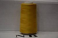 "Нитка швейная 40/2(4000 ярд)""LG""№D169 Горчица желт."