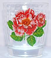 08с1414 Набор стаканов Монарх Пион 250мл(6 штук)
