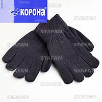 Перчатки с начёсом детские Korona B216-1-R