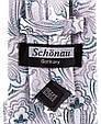 Чоловіча краватка з шовку SCHONAU & HOUCKEN FARESHS-16 -сірий, фото 3