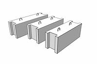 Бетонные блоки для фундамента ФБС 12.5.6Т В15