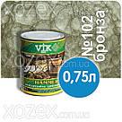 Vik Hammer,Вик Хамер 3в1-Бронзовый № 102 Молотков Краска три в одном 2,5лт, фото 2