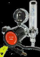 Регулятор давления У-30-П 36В (углекислота)