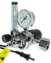 Регулятор давления У-30-П 36В (углекислота), фото 2
