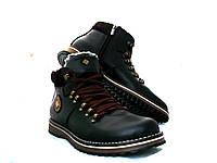 Ботинки мужские Columbia c натуральной кожи и меха, фото 1
