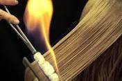 Лечение волос огнем (пирофорез)