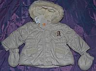Нарядная куртка Испания Mayoral 62 см.