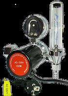 Регулятор давления У-30-П 220В (углекислота)