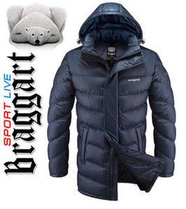 Стильная куртка на меху
