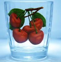 08с1414 Набор стаканов Монарх Черешня 250мл(6 штук)