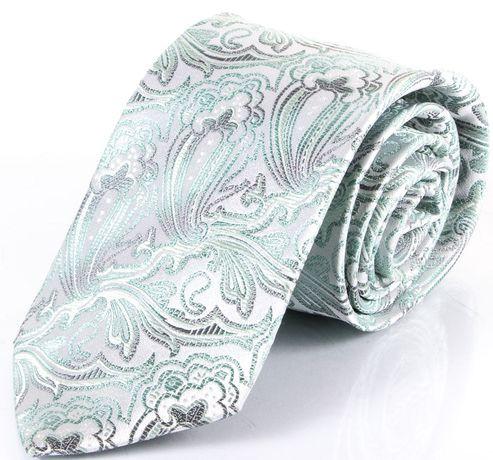 Шелковый мужской галстук SCHONAU & HOUCKEN FARESHS-17 -серый