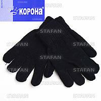 Перчатки с начёсом детские Korona B216-8-R