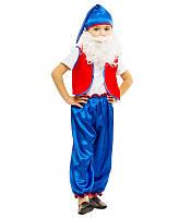 Карнавальный костюм гнома детский