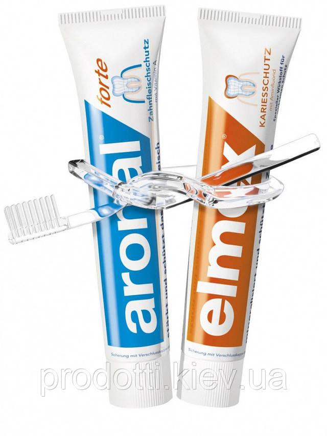 Elmex Aronal Set Профессиональные зубные пасты