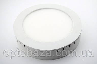 Led светильник накладной 6Вт 4000К (120х36 мм)