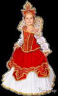 Прокат карнавального костюма Королевы