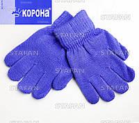Перчатки с начёсом детские Korona B216-10-R