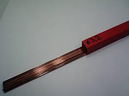 Пруток легированой стали ER70S6 d 3.2 мм