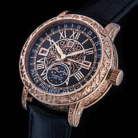 Часы Patek Philippe Sky Moon New Black мужские