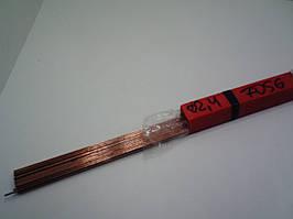 Пруток легированой стали ER70S6 d 2.4 мм