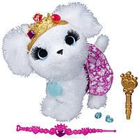 """Furreal Friends - Модные зверята """"Белый щенок-принцесса"""" (звук)"""