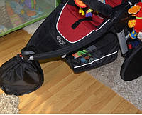 Захисний чохол - мішечок для поворотних коліс коляски або велосипеда.