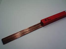 Пруток легированой стали ER70S6 d 2.0 мм