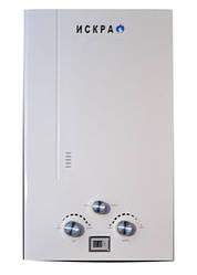 Газовая колонка Искра JSD-20 ( Белая ) 10 л/мин