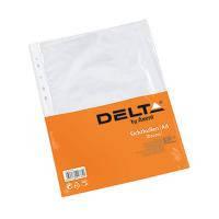 "Файл Delta by Axent А4+ ""Бюджет"" (100 шт.) (D1002)"