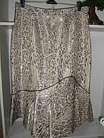 Женская нарядная юбка ниже колен