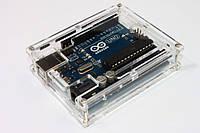Arduino UNO R3 акриловый корпус, фото 1