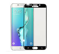 3D защитное стекло для Samsung Galaxy S6 Edge Plus (G928F/G9287) - Black