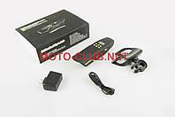 """Аудиосистема велосипедная на руль   """"NEO""""   (влагостойкая, фонарик, рация, МР3/USB/SD/Bluetooth/FM-радио)   (mod:AV126-G)"""