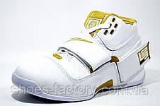 Баскетбольные кроссовки в стиле Nike Zoom Lebron, фото 2