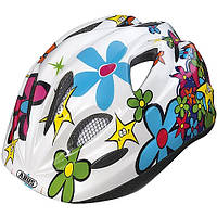 Детский шлем ABUS CHILLY Funny Flower M