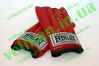 Перчатки снарядные (шингарды) EVERLAST к/з  EV-4011DX