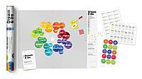 "Интерактивний постер ""Карта желаний Dream&Do"" (тубус, мечтай и делай)"