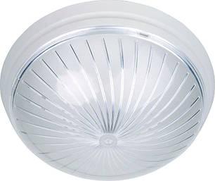 Настенный и потолочный светильник пластиковый 1 лампа Е27 Уфо Загреб, фото 2