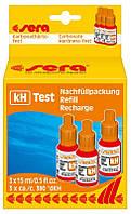 Sera kH-Test - тест на карбонатну жорсткість (KH) 15 мл