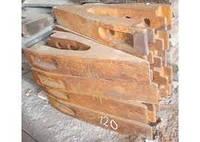 Зуб ковша ЭКГ-5, ЭКГ-5А, ЭКГ-4.6 чертеж 1080.02.11-1(запчасти для экскаваторов ЭКГ-5)