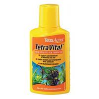 Tetra Vital - Препарат улучшает самочувствие рыб, развивает полный спектр окраски и жизнестойкость (250 мл)