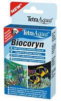 Tetra BIOCORYN - Кондиционер с ферментами, предназначенный для борьбы с нарушением биологического равновесия в пресноводных и морских аквариумах (12
