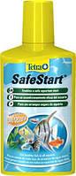 Tetra Aqua SafeStart - препарат который создает биологическую среду пригодную для немедленного запуска рыб в новый аквариум (100 мл)