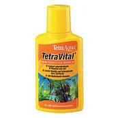 Tetra Vital - Препарат улучшает самочувствие рыб, развивает полный спектр окраски и жизнестойкость (100 мл)