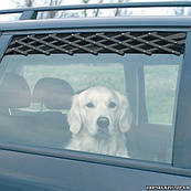 Вентиляционная авторешётка для окна Trixie Ventilation Lattice for Cars (24-70см) (13101)