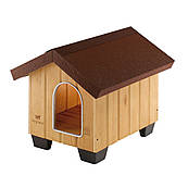 Ferplast (Ферпласт) деревянная Будка для собак DOMUS MINI