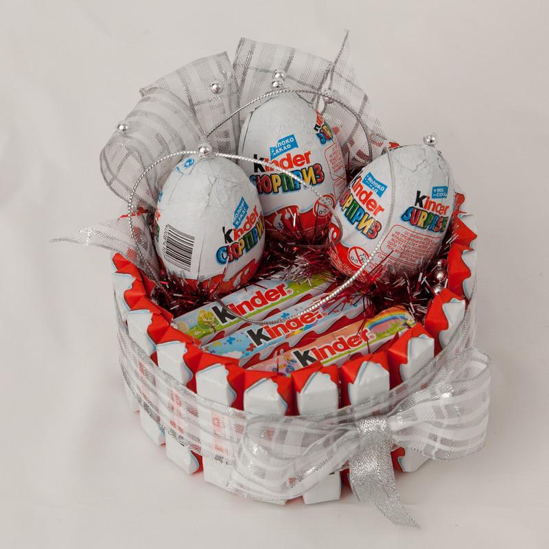 Подарки из шоколада под заказ киев недорого