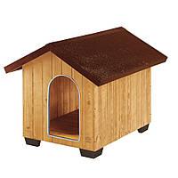 Ferplast (Ферпласт) деревянная Будка для собак DOMUS LARGE