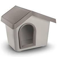 Imac ЗЕВС (ZEUS) будка для собак, пластик