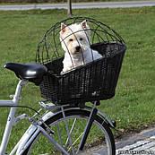 Транспортировочная корзина для велосипеда Trixie Bicycle Basket (13117)